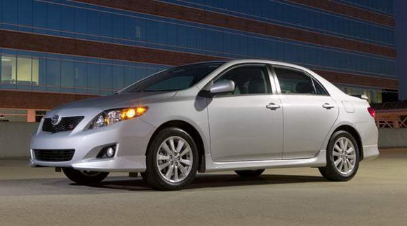 Toyota Corolla Recall Wallpapers
