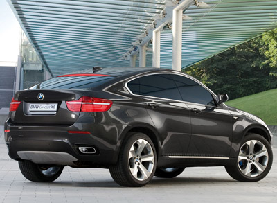 Sport  2009 on New Bmw X6 Activehybrid 2010 Autospies