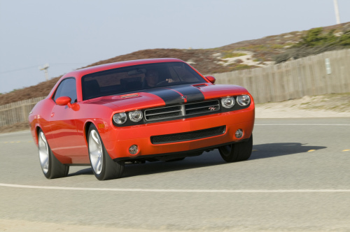 dodge challenger srt8 2008 picture
