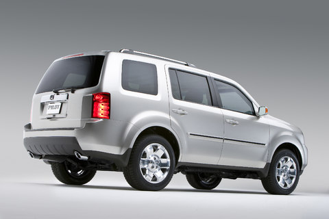 2011 Honda Pilot High Class Performance Car Wallpapers And Reviews