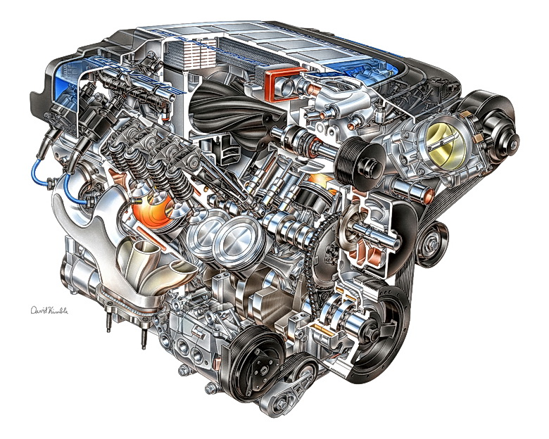 Pushrod engines - any still made? - Page 1 - General Gassing ...