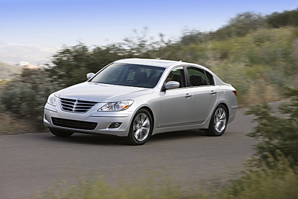 2009 Hyundai Genesis - Hyundai's First Luxury Car