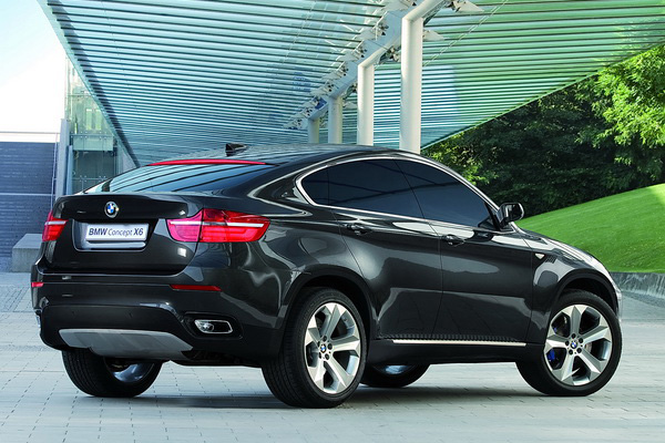 Luxury 2008 BMW X6 Pictures