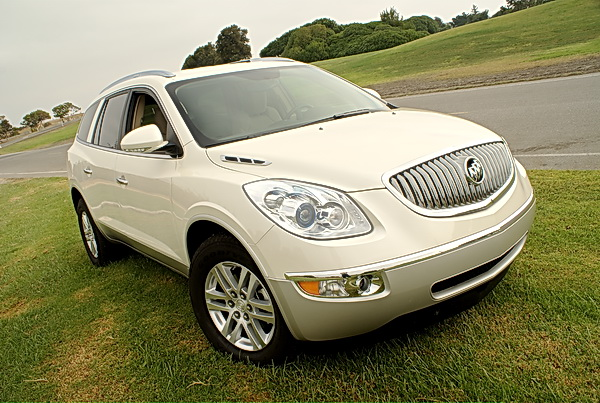 The American 2008 Buick Enclave is a Quality Luxury Car