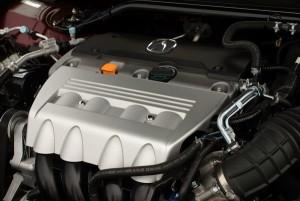 201 hp 2.4-liter, i-VTEC™ inline 4-cylinder engine