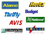 alamo hertz thrifty budget avis national enterprise dollar
