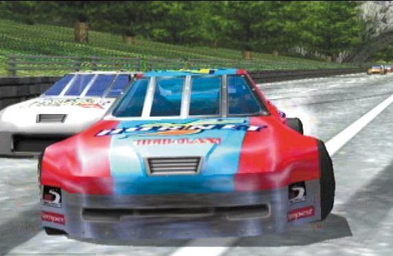 Daytona USA Hornet