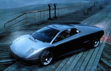 Grand Theft Auto - Infernus