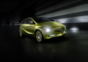 Mercedes-Benz BlueZERO Concept