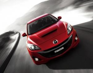 2010 Mazdaspeed3 concept