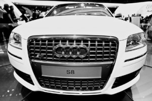 Audi S8 from Flickr user Wyemji