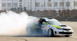 James May (Top Gear) visits Ken Block