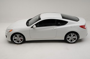 2010 Hyundai Genesis Coupe R-Spec