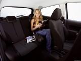 Mazda 2 back seats