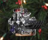 HEMI tree ornament