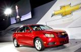 Chevrolet Cruze at LA Auto Show