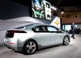 Chevrolet Volt at LA Auto Show