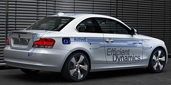 2011 Bmw Activee Concept. BMW ActiveE Concept