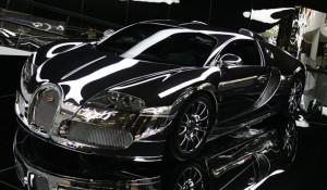 Bugatti Veryon cool paint job