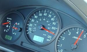 110 mph