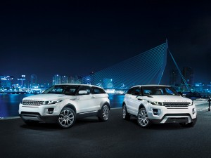 Land Rover Range Rover Evoque 3-door-lo
