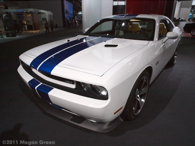 ©2011 Megan Green - Dodge Challenger SRT-8