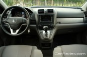 2011 Honda CR-V interior