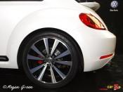 2012 VW Beetle ©Megan Green