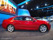 2013 Chevrolet Malibu New York Auto Show ©Megan Green
