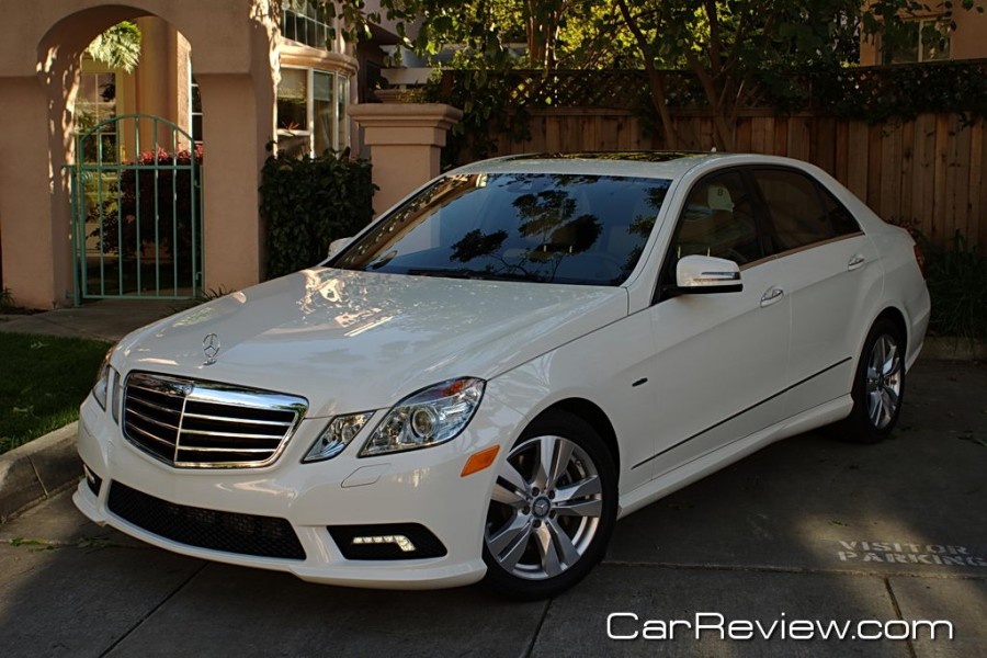 2011 mercedes benz e350 bluetec sedan review car reviews for Mercedes benz bluetec diesel