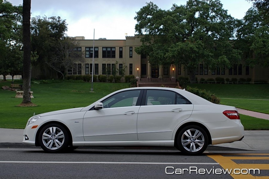 2011 mercedes benz e350 bluetec sedan review car reviews for Mercedes benz e350 2011