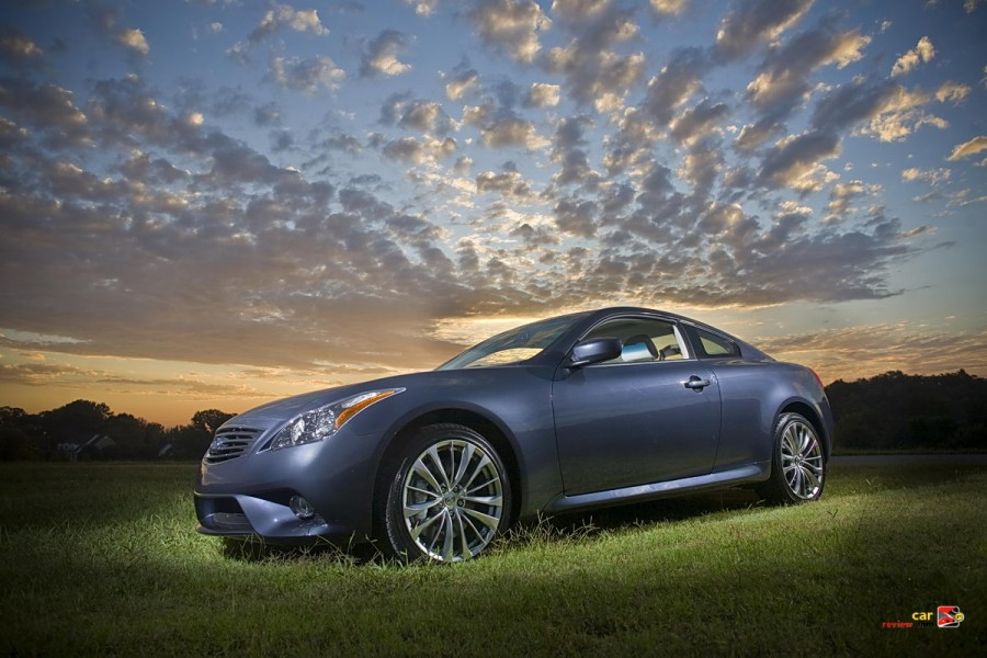 2011 Infiniti G37 Coupe Sport