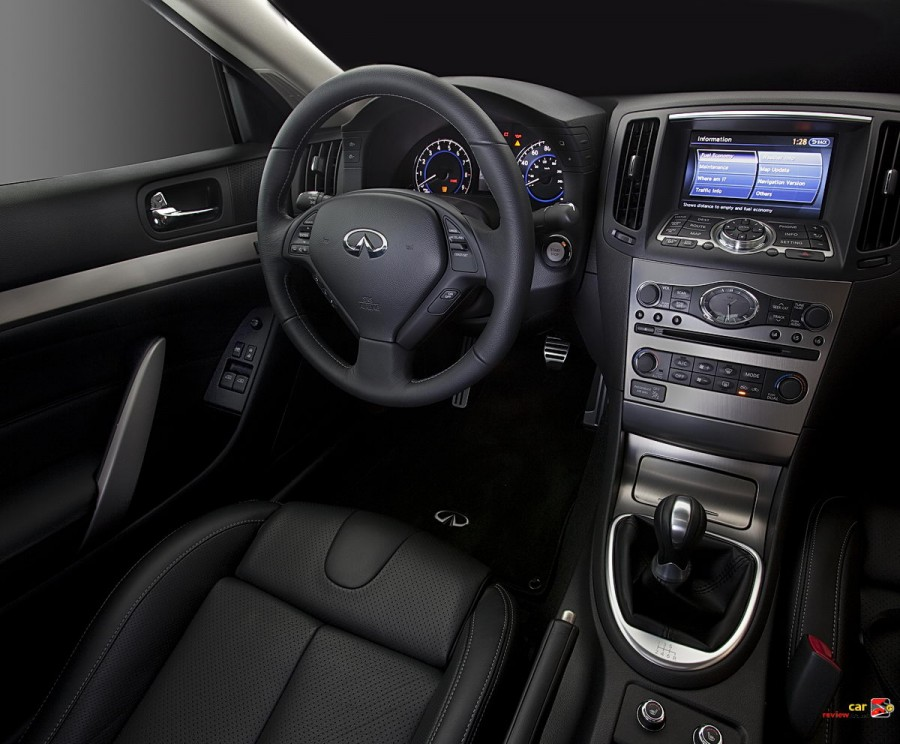 2011 Infiniti G37 Sport Review A Coupe Joins The League Of