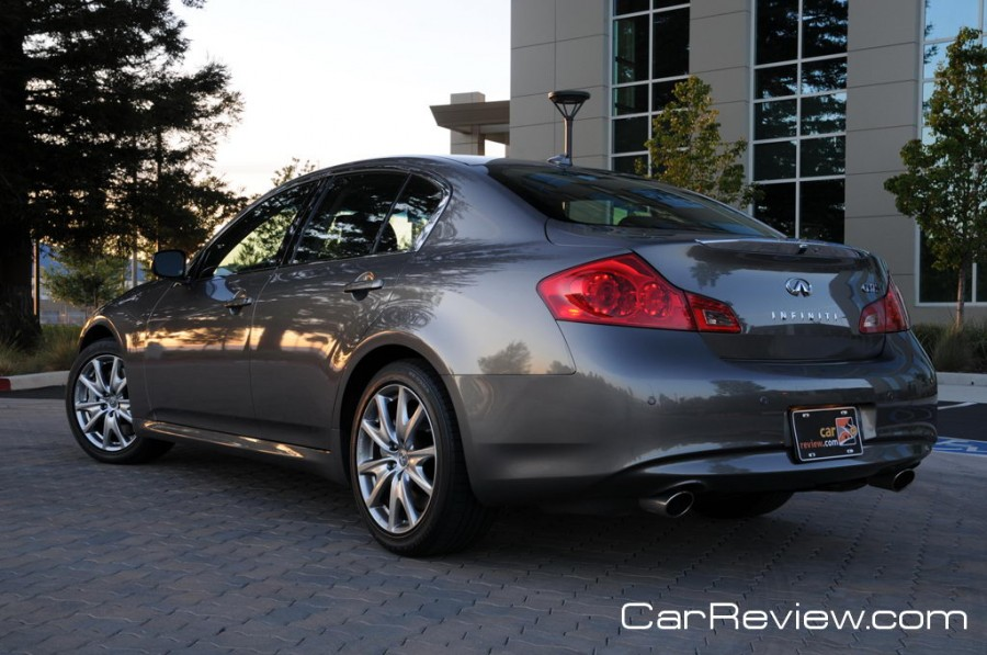 2011 Infiniti G37 S Review The Consummate Wolf In Sheeps Clothing