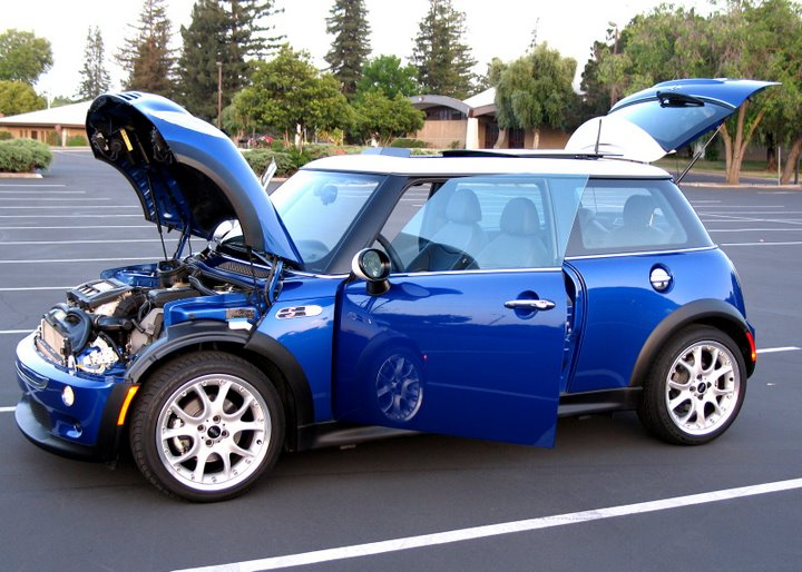 Mini Cooper S Upgrades Car Reviews And News At Carreviewcom