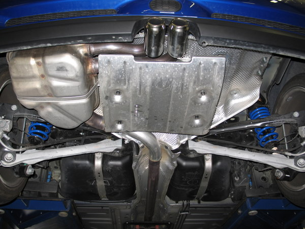 Mini Cooper S One Ball Exhaust Upgrade Car Reviews And News At
