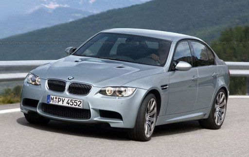 New M3 Saloon