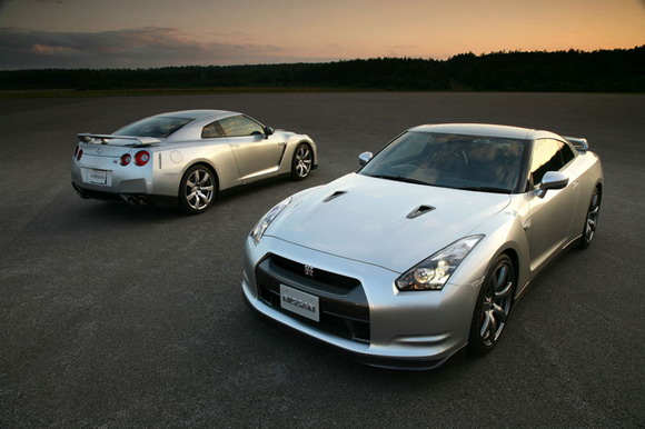 nissan introduces all new nissan gt r supercar and 2009 murano crossover at los angeles auto. Black Bedroom Furniture Sets. Home Design Ideas
