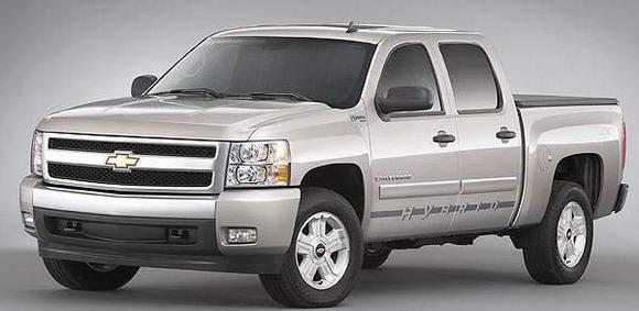 GMC Silverado Hybrid