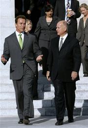Governer Schwarzenegger