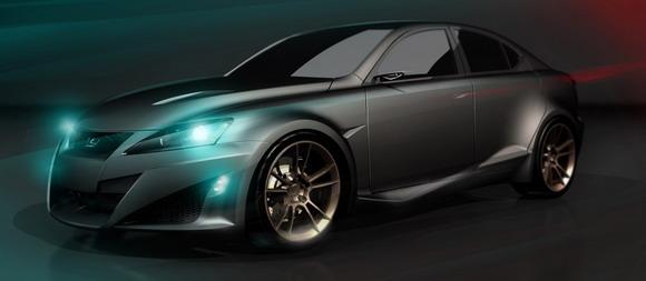 Lexus Project IS F