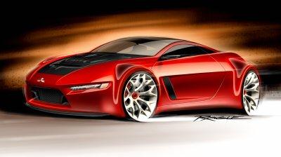 """Mitsubishi Motors new """"MITSUBISHI Concept-RA"""""""
