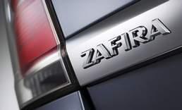 Zafira badge