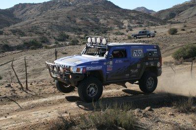 Hummer H3 Racing - Chad Hall