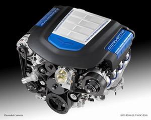 LS9 Corvette Engine
