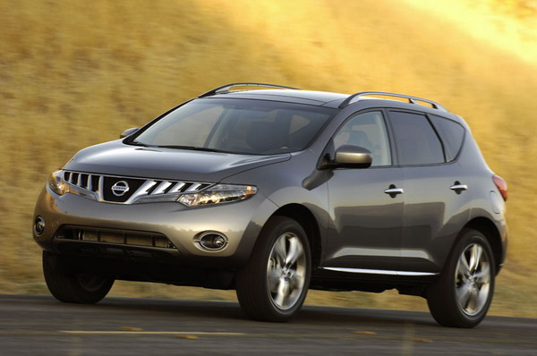 Nissan Murano 2007. The original Nissan Murano set