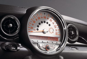Mini John Cooper Works Clubman Speedometer