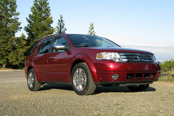 2008 Ford Taurus X Review