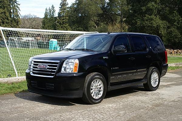 2008 GMC Yukon Hybrid