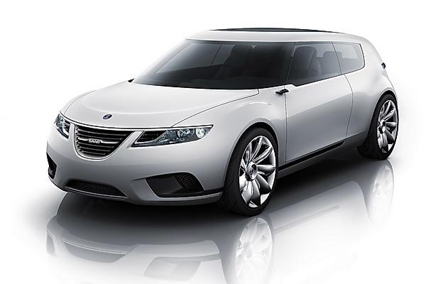 Saab 9-X Hybrid Concept
